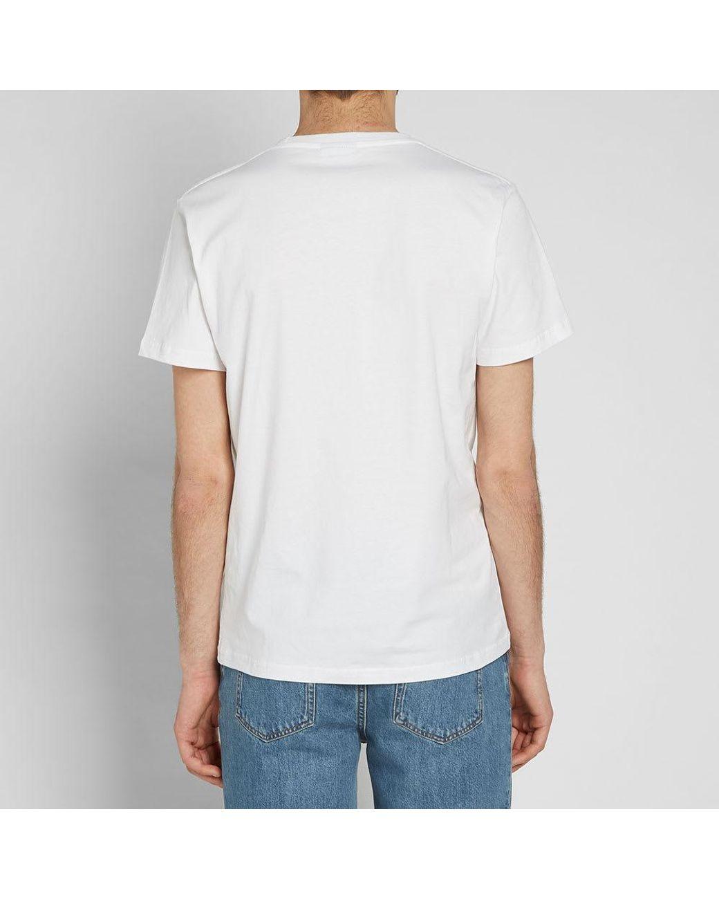 Genuine MINI Signet Print Wing Logo Mens Short Sleeve T-Shirt Top White// Aqua