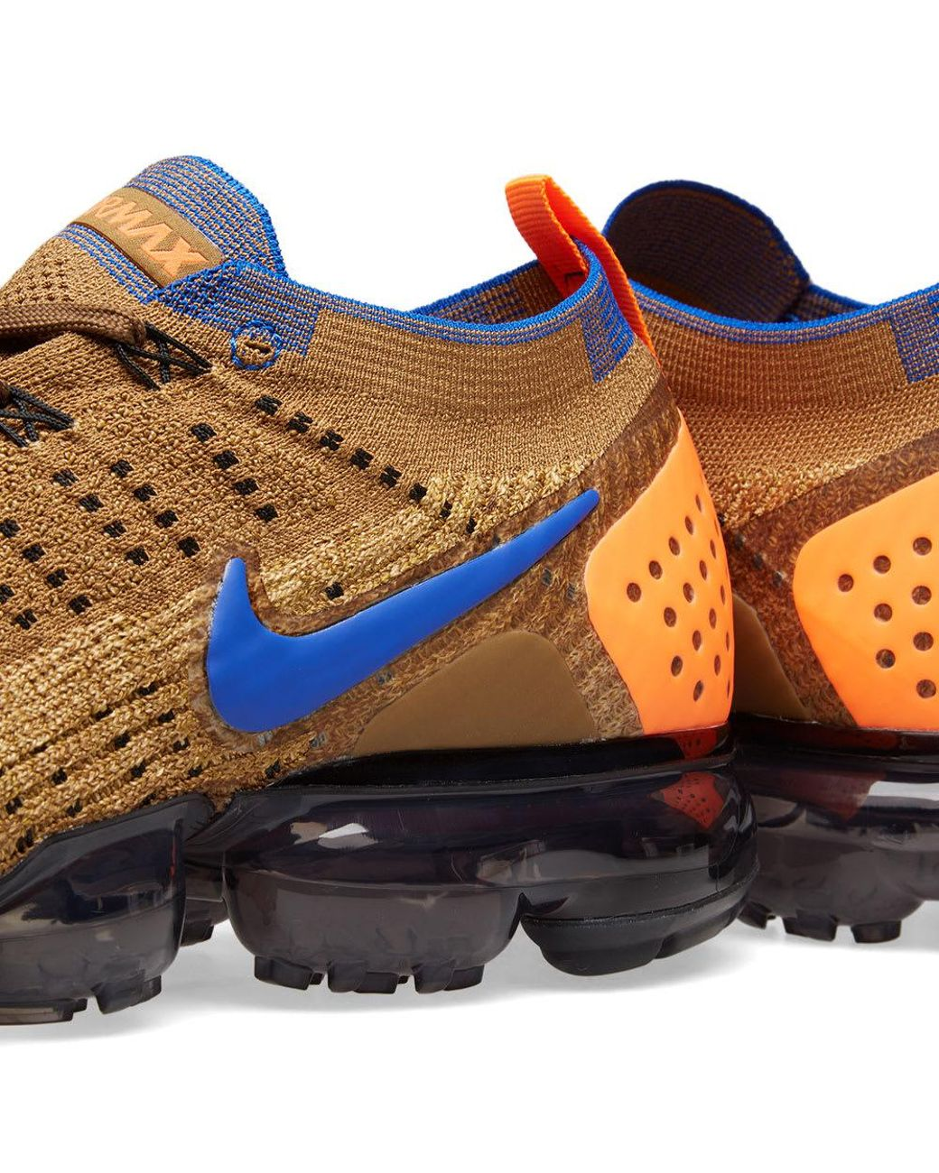 dcd789b662adf Nike Air Vapormax Flyknit 2 in Brown for Men - Save 22% - Lyst
