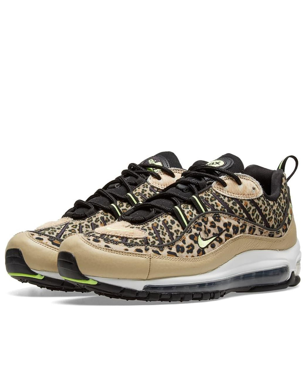 premium selection c6eac f064a Women's Brown Air Max 98 Premium W 'animal Pack'