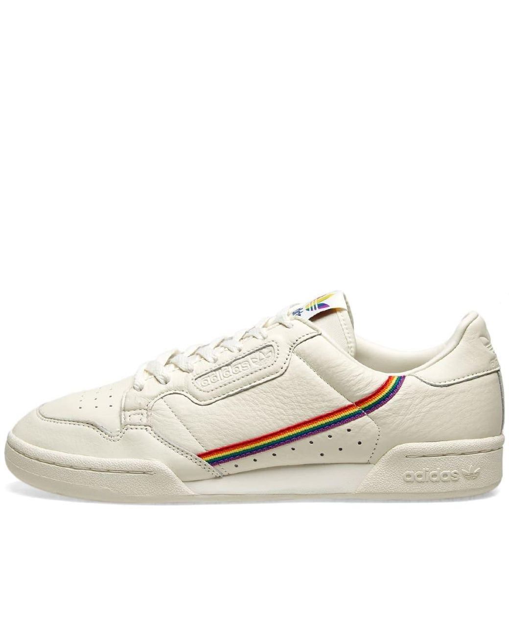 adidas Continental 80 Pride in White for Men - Lyst