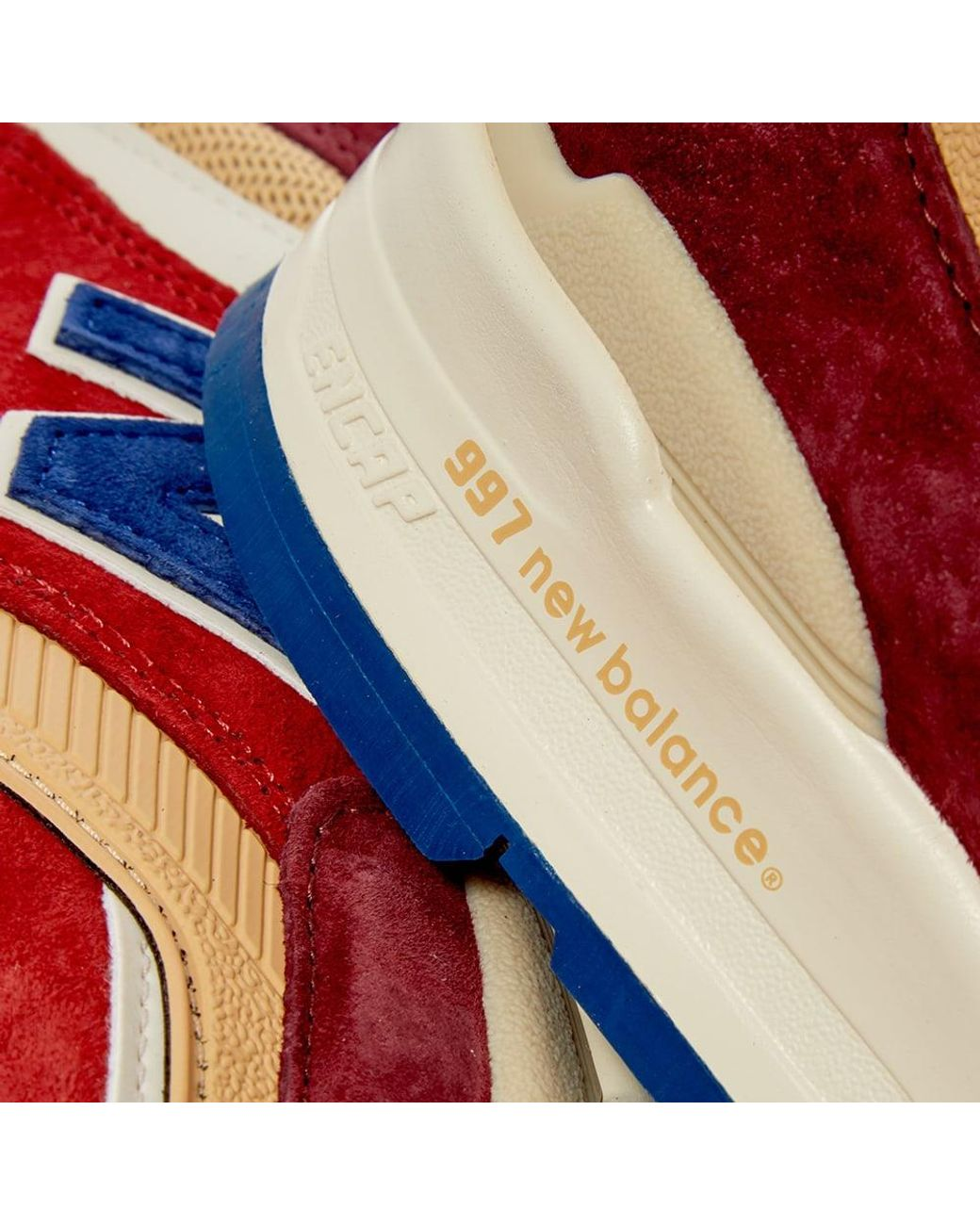 New Balance Suede End X M997end Made In Usa Persian Rug