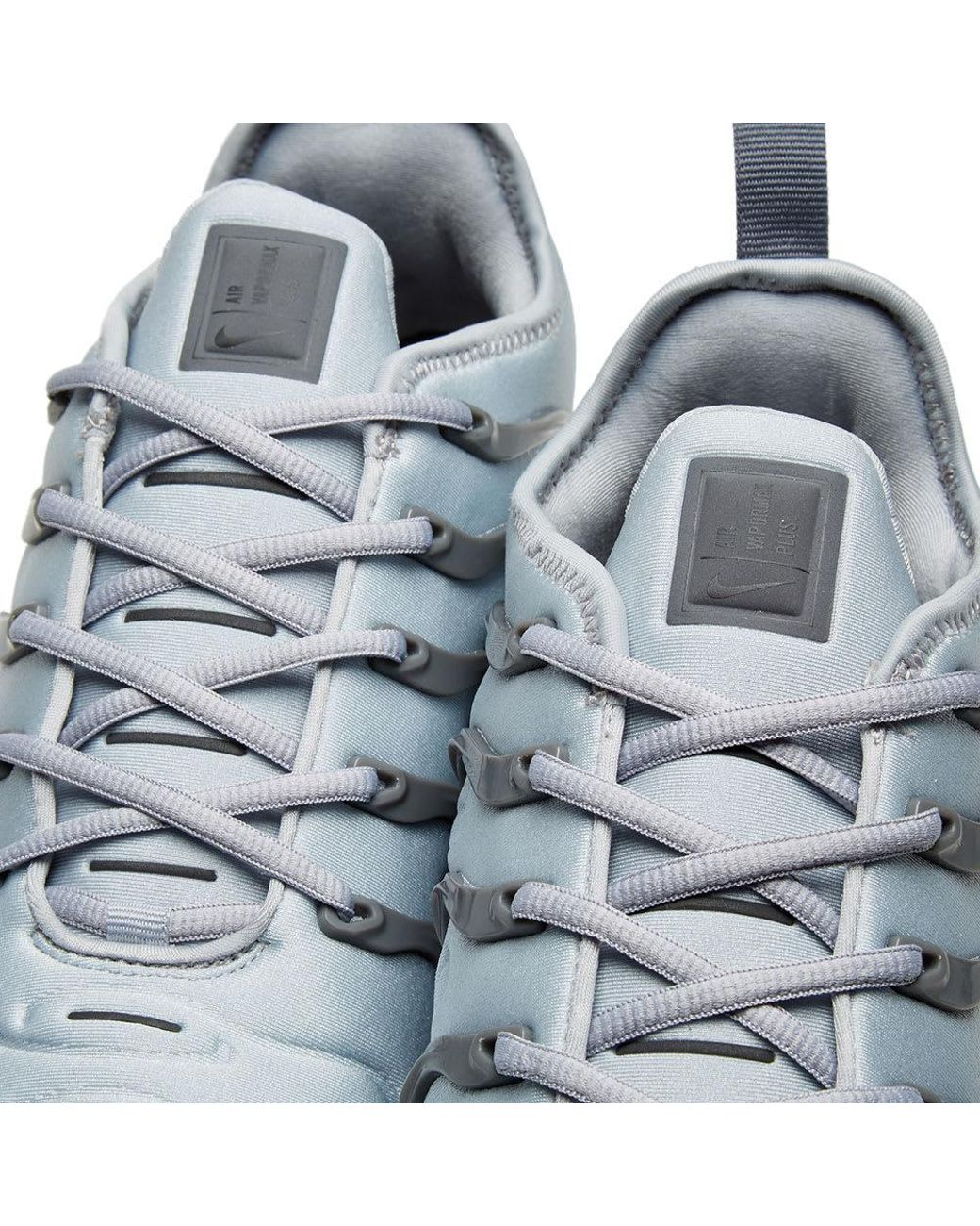 7ea90e4a25f Lyst - Nike Air Vapormax Plus Trainers In Dark Grey in Gray for Men - Save  7%