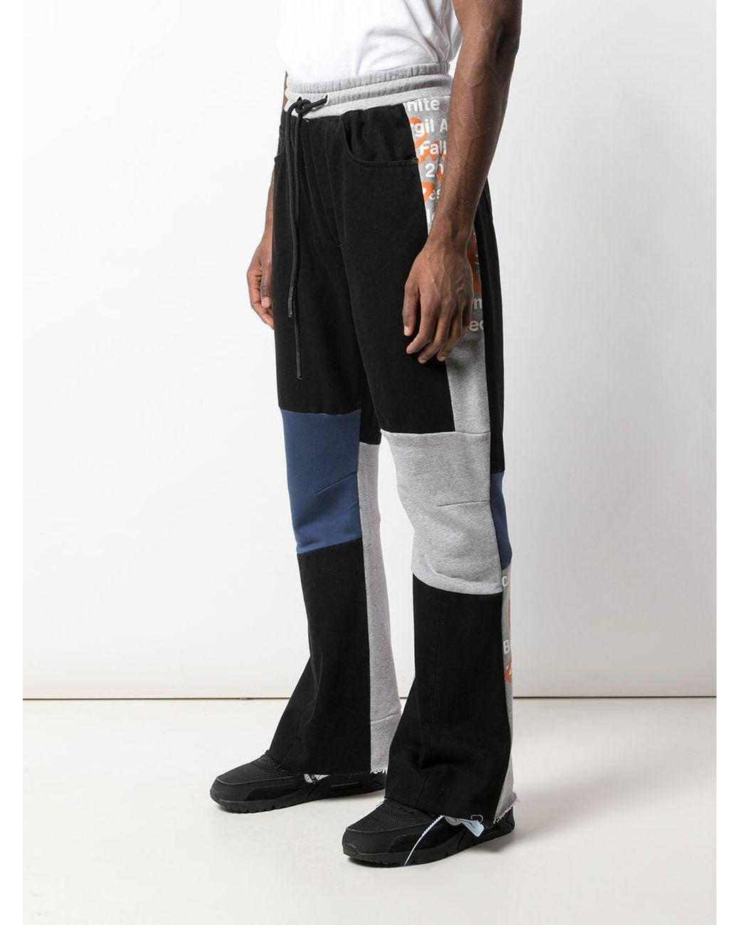 nike x off white jogginghose