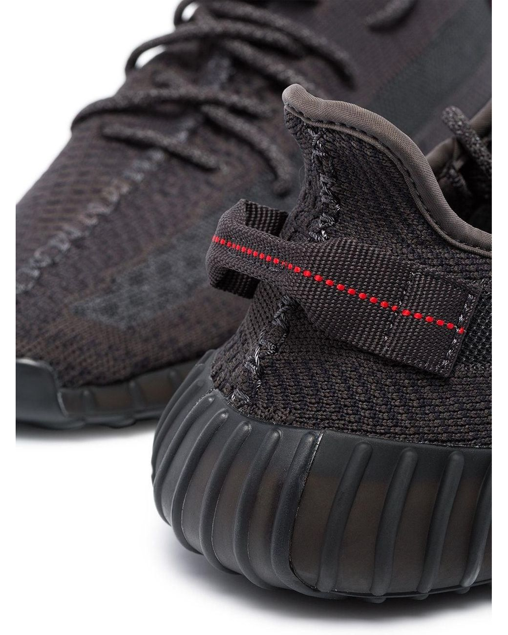 black statics yeezy