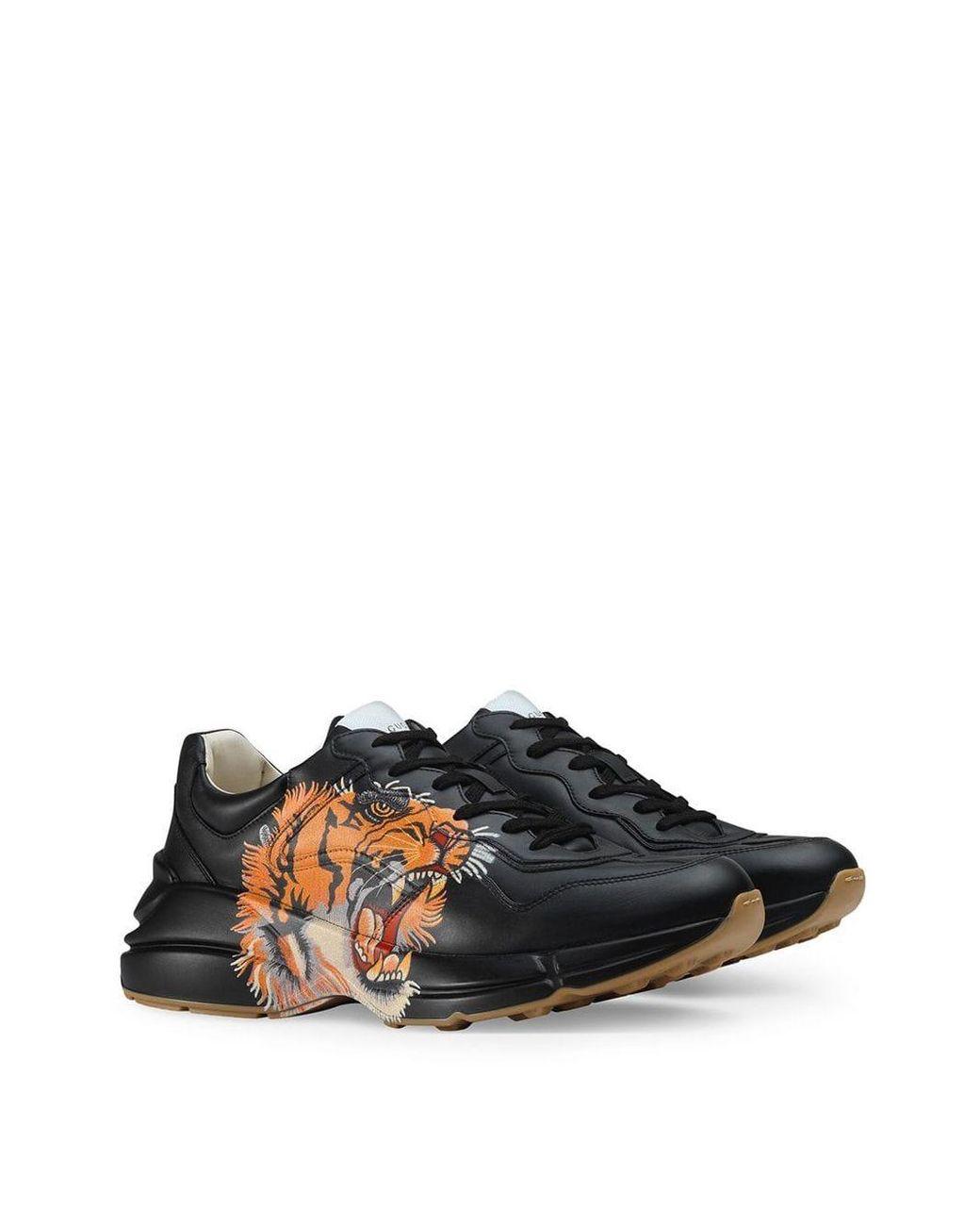 gucci rhyton tiger