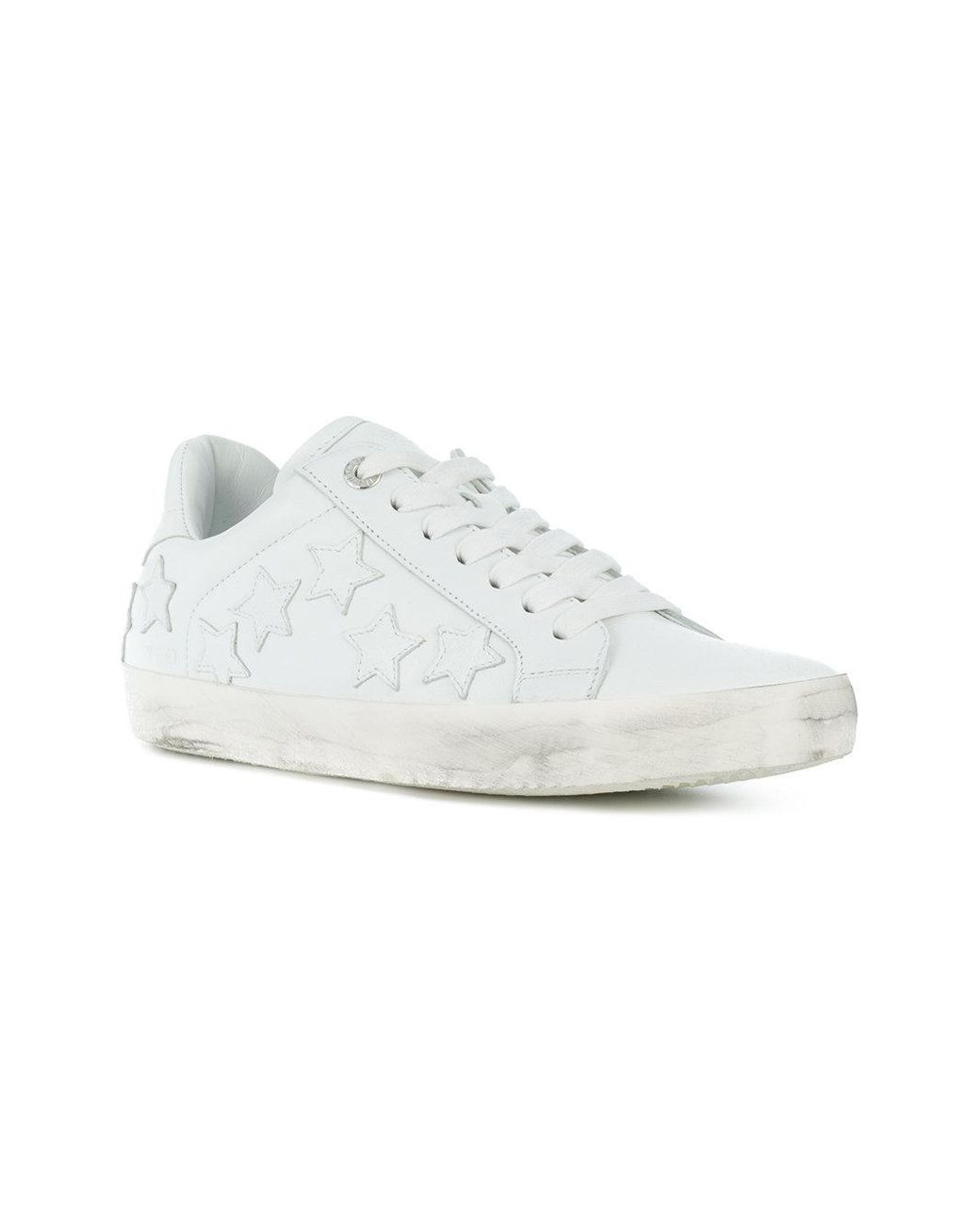 Women's Sneakers Women's White Star Patches ordBCxeW