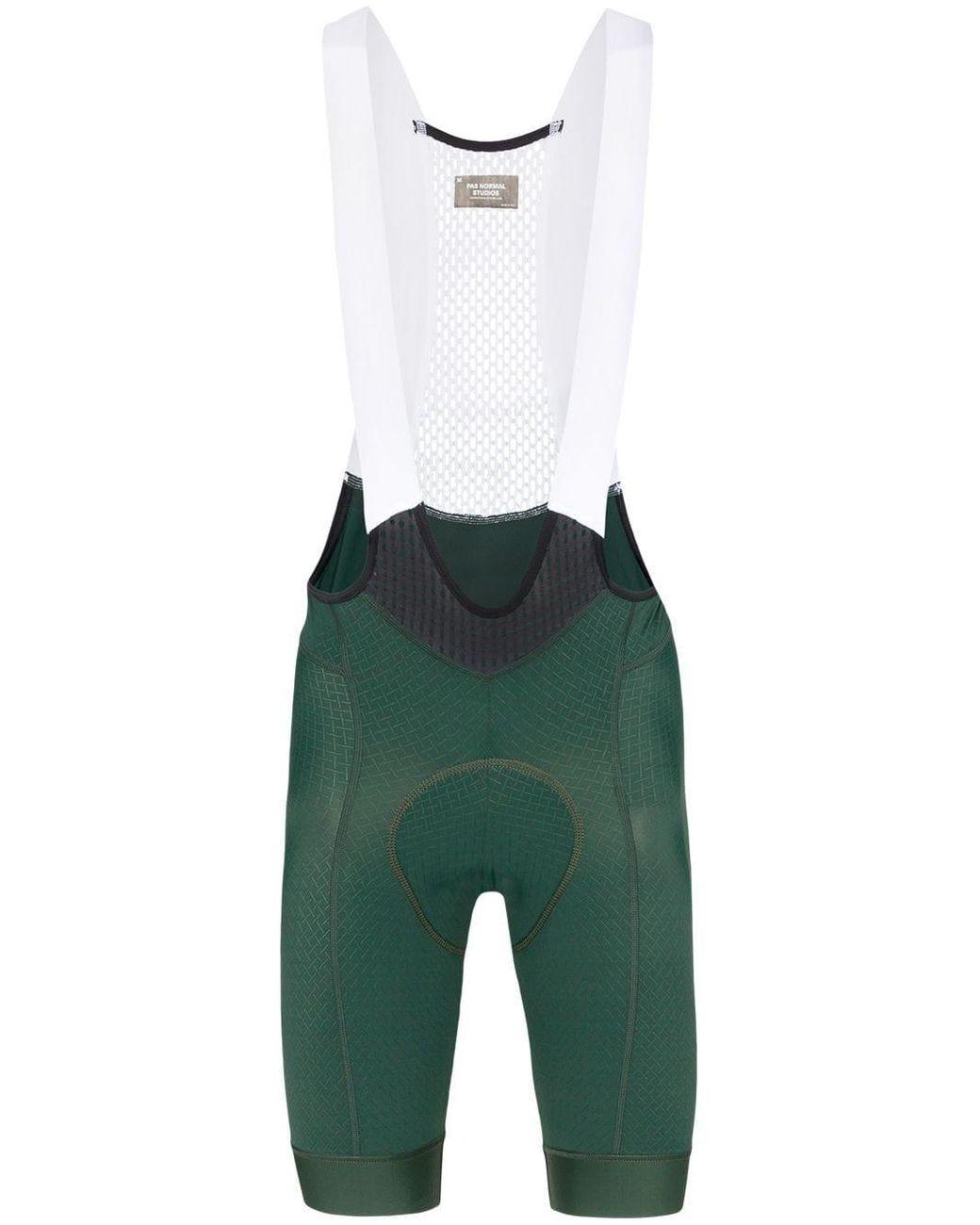 Viking Heritage Short Sleeve Full Zip Cycling Jersey White Black with bib Shorts