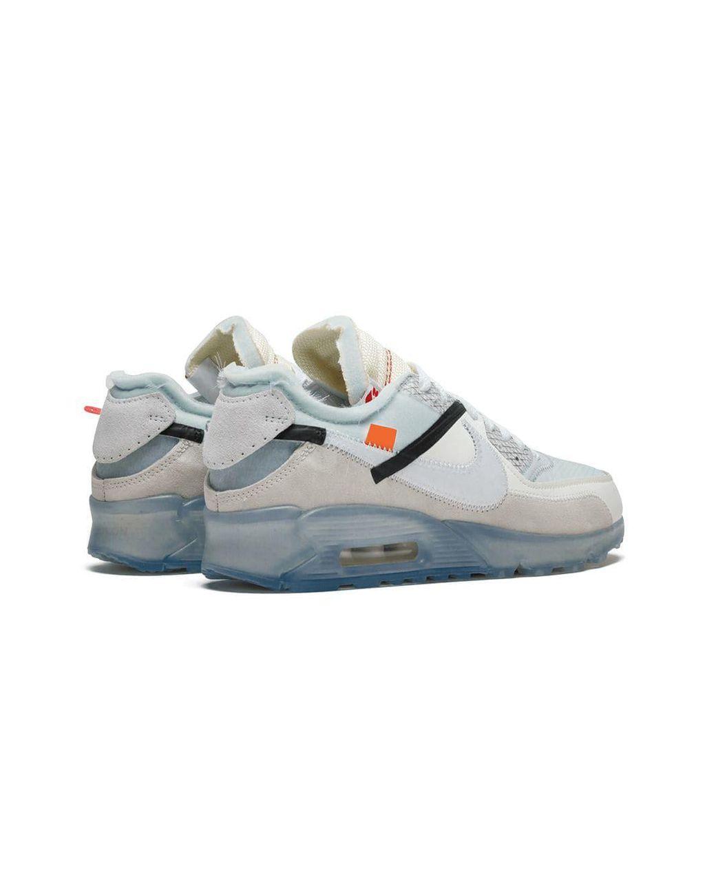 Nike Nike x Off White The 10: Air Max 90 Farfetch