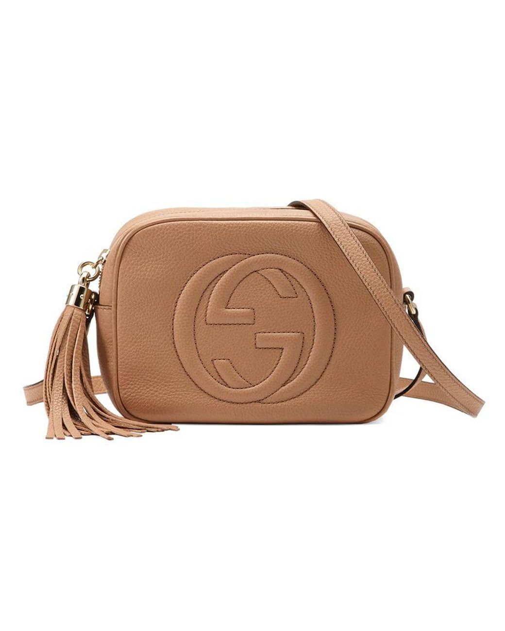 ee3477a292c Gucci Soho Small Leather Disco Bag - Save 4% - Lyst