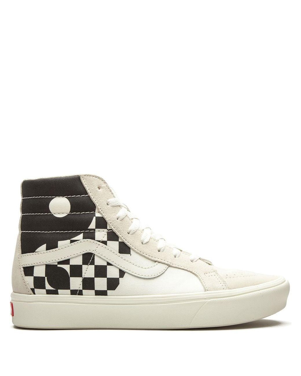 Vans Leather Comfycush Sk8 \