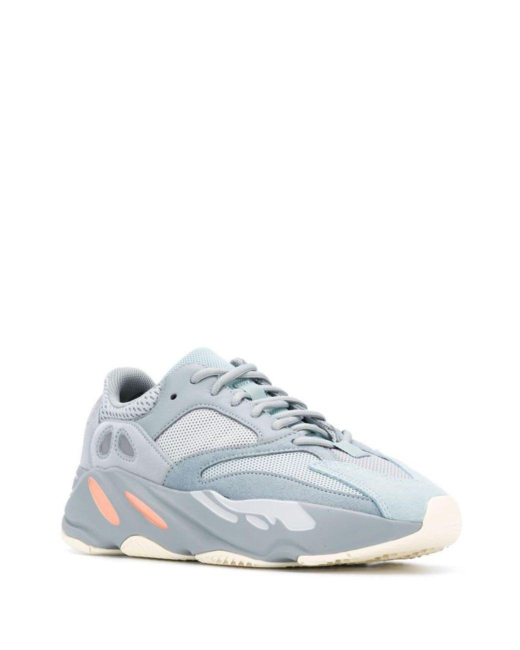 size 40 a2fd3 2a808 Women's Blue Adidas X Yeezy Boost 700 Inertia Sneakers