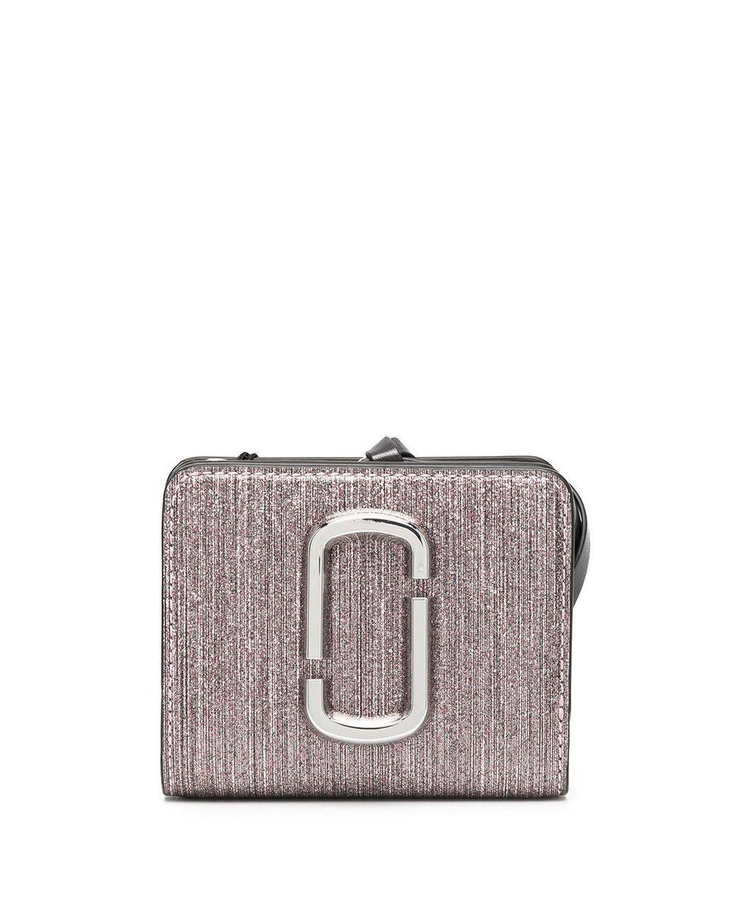 Portefeuille Snapshot Marc Jacobs en coloris Pink