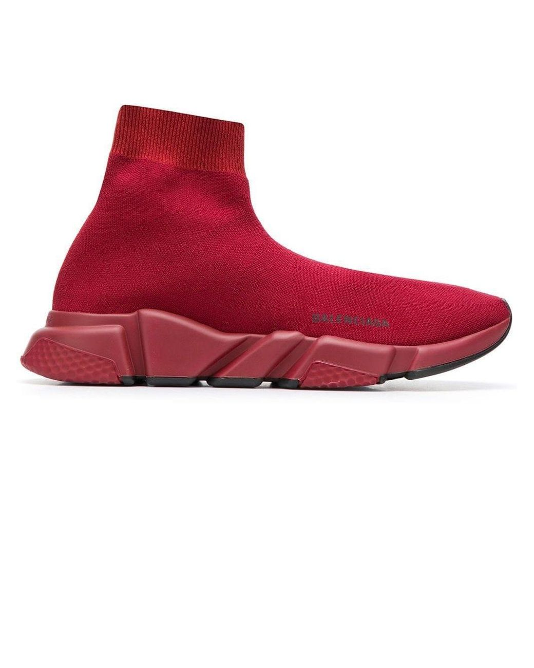 nice shoes incredible prices shades of Balenciaga Rubber Exclusive To Farfetch - Speed Sock ...
