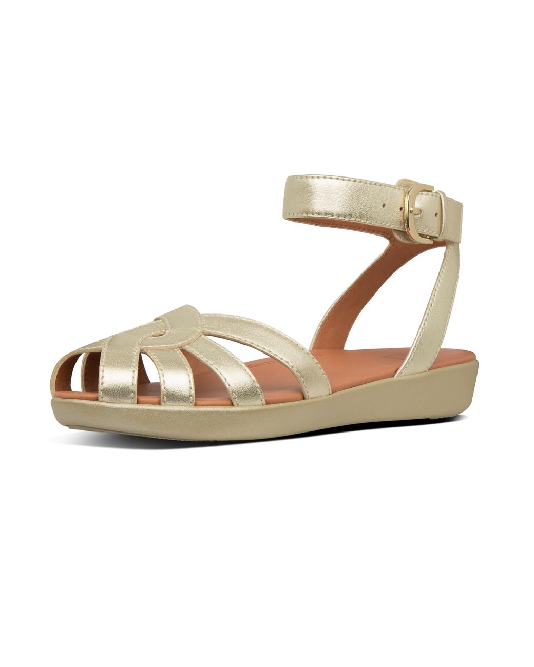 Fitflop Leather Cova - Lyst