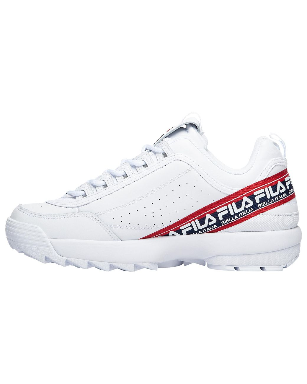 Fila Suede Disruptor Ii Italia - Shoes