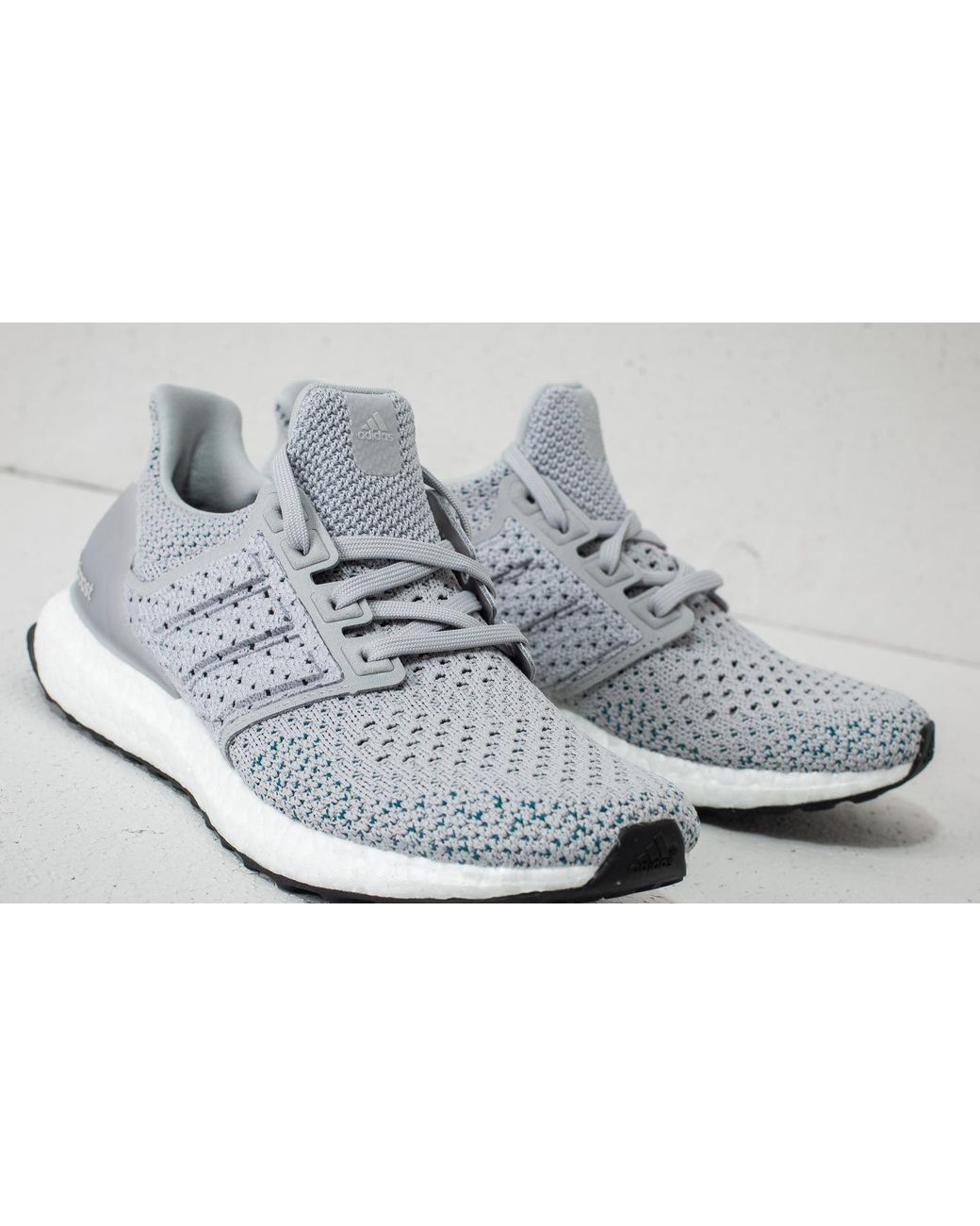 07a173a2a43 Lyst - adidas Originals Adidas Ultraboost Clima Grey Two  Grey Two  Real  Teal in Gray for Men