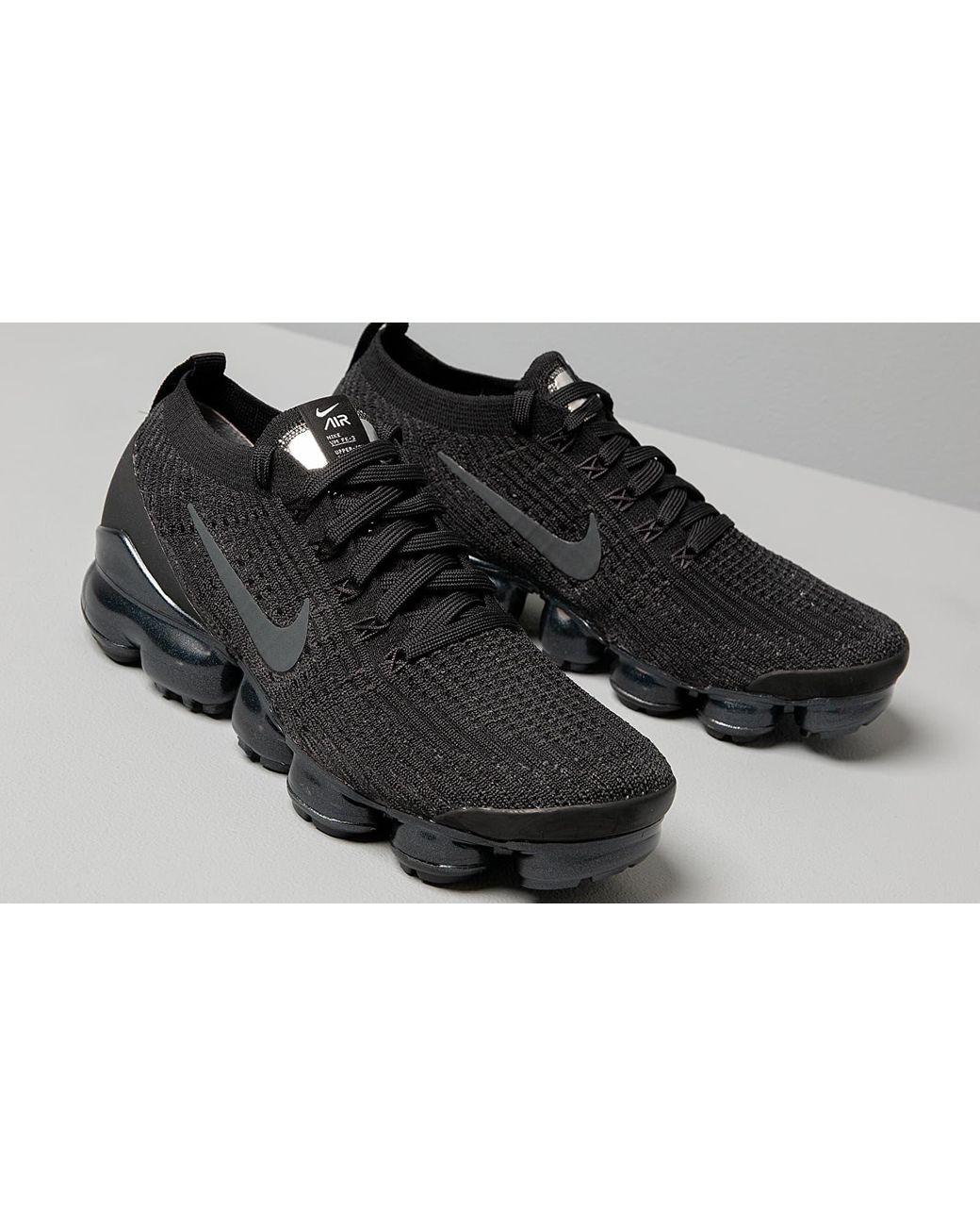 Nike W Air Vapormax Flyknit 3 Black Anthracite white