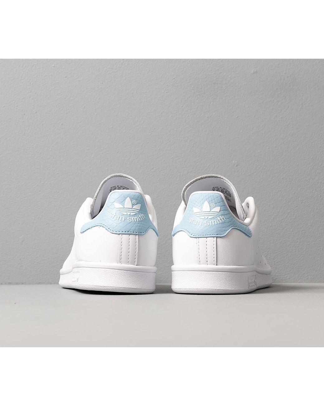 adidas stan smith clear sky
