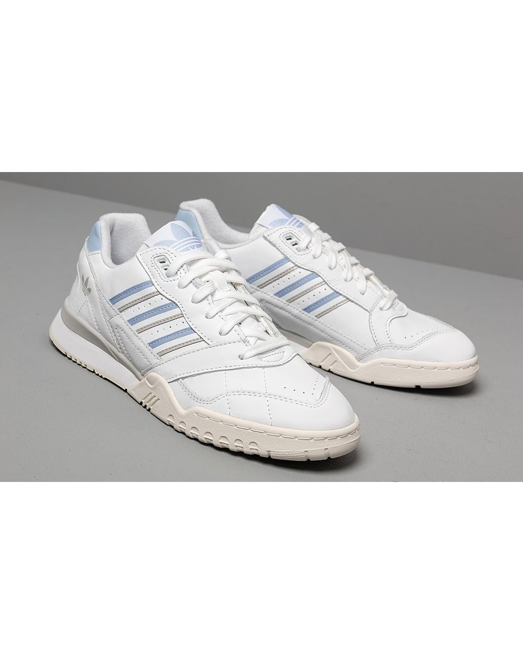 Women's Adidas A.r. Sneaker W Ftw White Periwinkle Cloud White