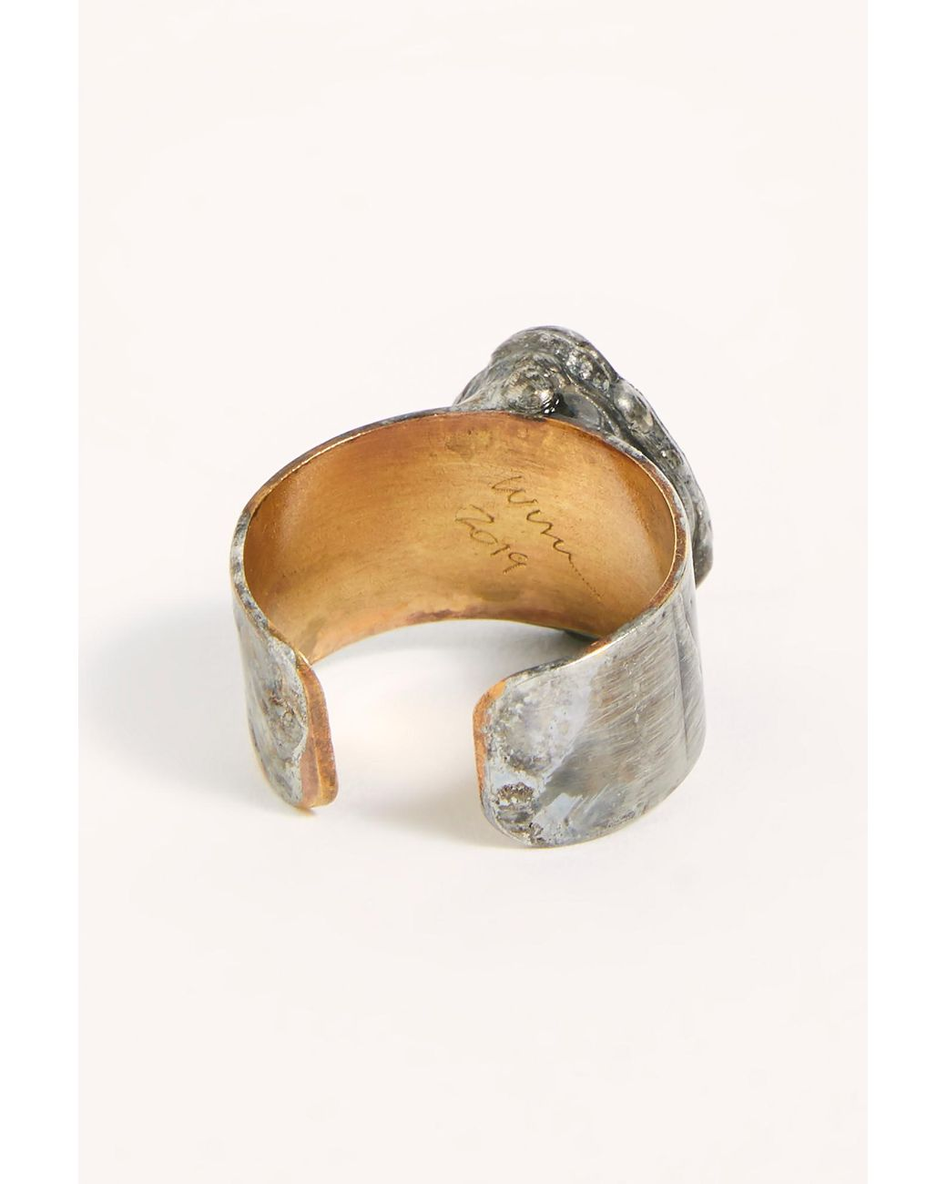 Women's Swarovski Monarch Ring By Mikal Winn