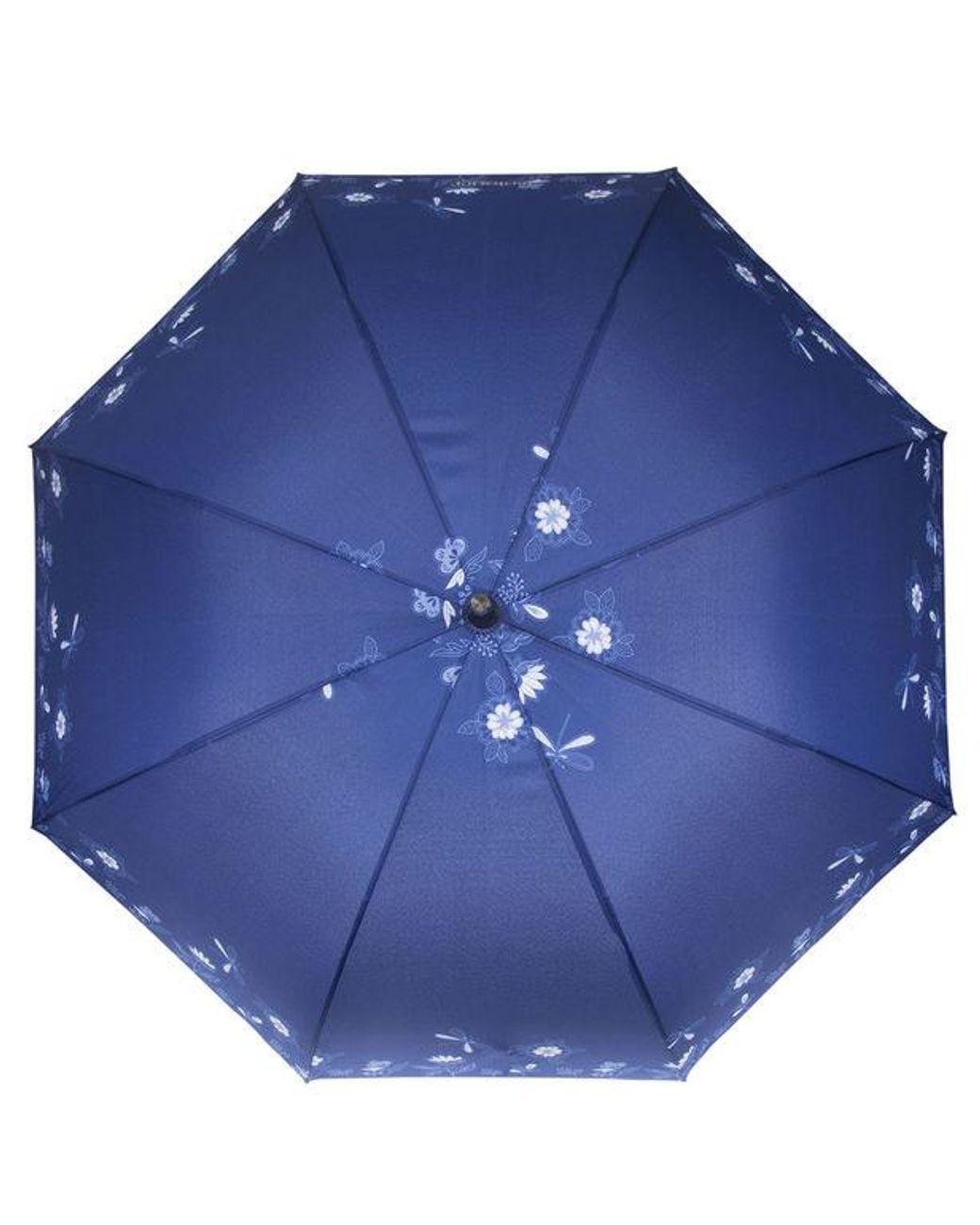 nouvelle collection bde8b 4d090 Parapluie X-TRA SOLIDE femme de coloris bleu