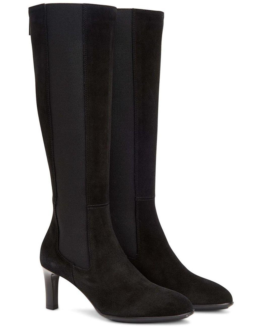 Aquatalia Dahna Weatherproof Suede Boot