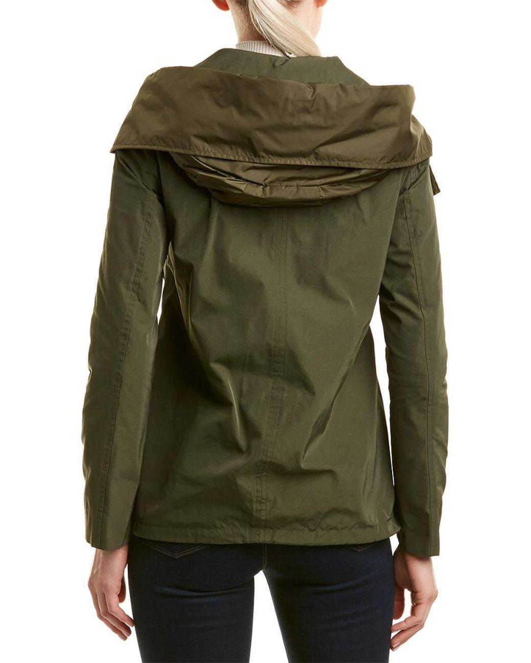 730290184 Women's Green Audrey Jacket