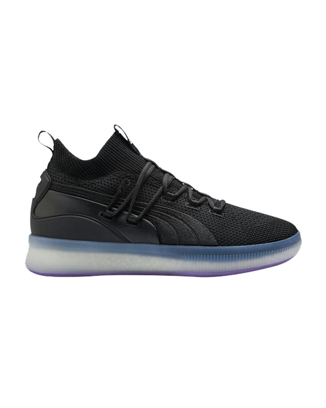 PUMA Lace Clyde Court Disrupt in Black