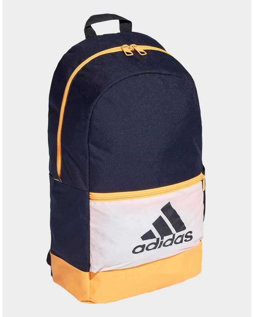 Adidas Originals Classic Rucksack orange