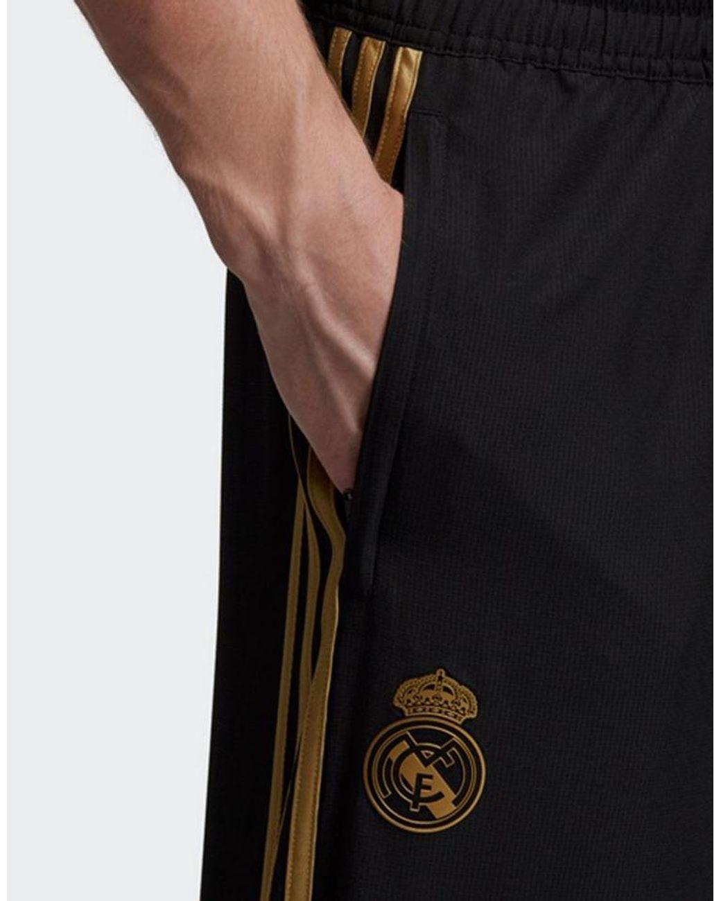 adidas Originals Synthetic Real Madrid Presentation