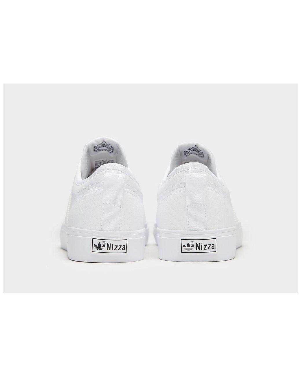 Nizza Lo adidas Originals pour homme en coloris Blanc - Lyst