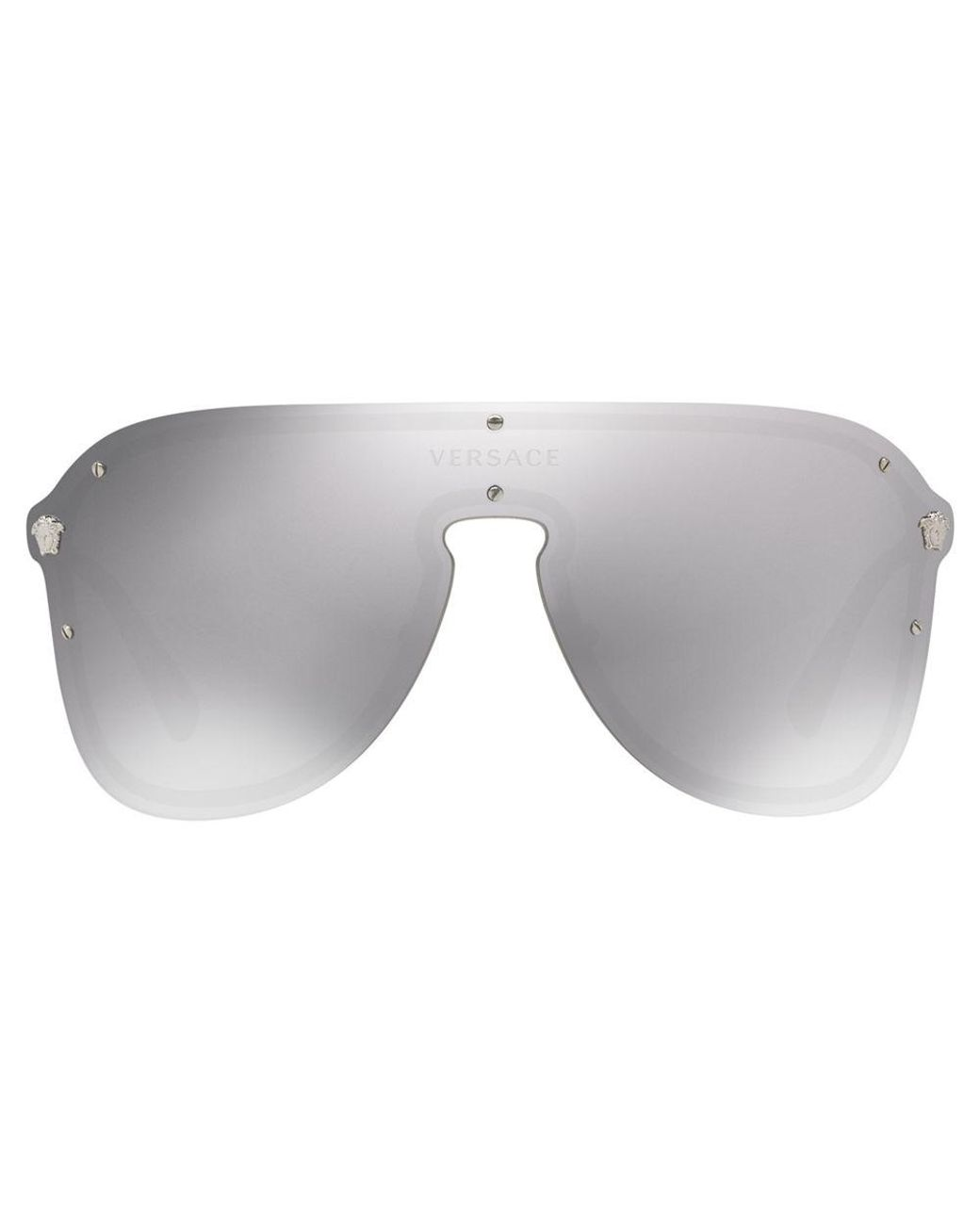607fbdc52d0d4 Versace Ve2180 Women s Aviator Sunglasses - Lyst