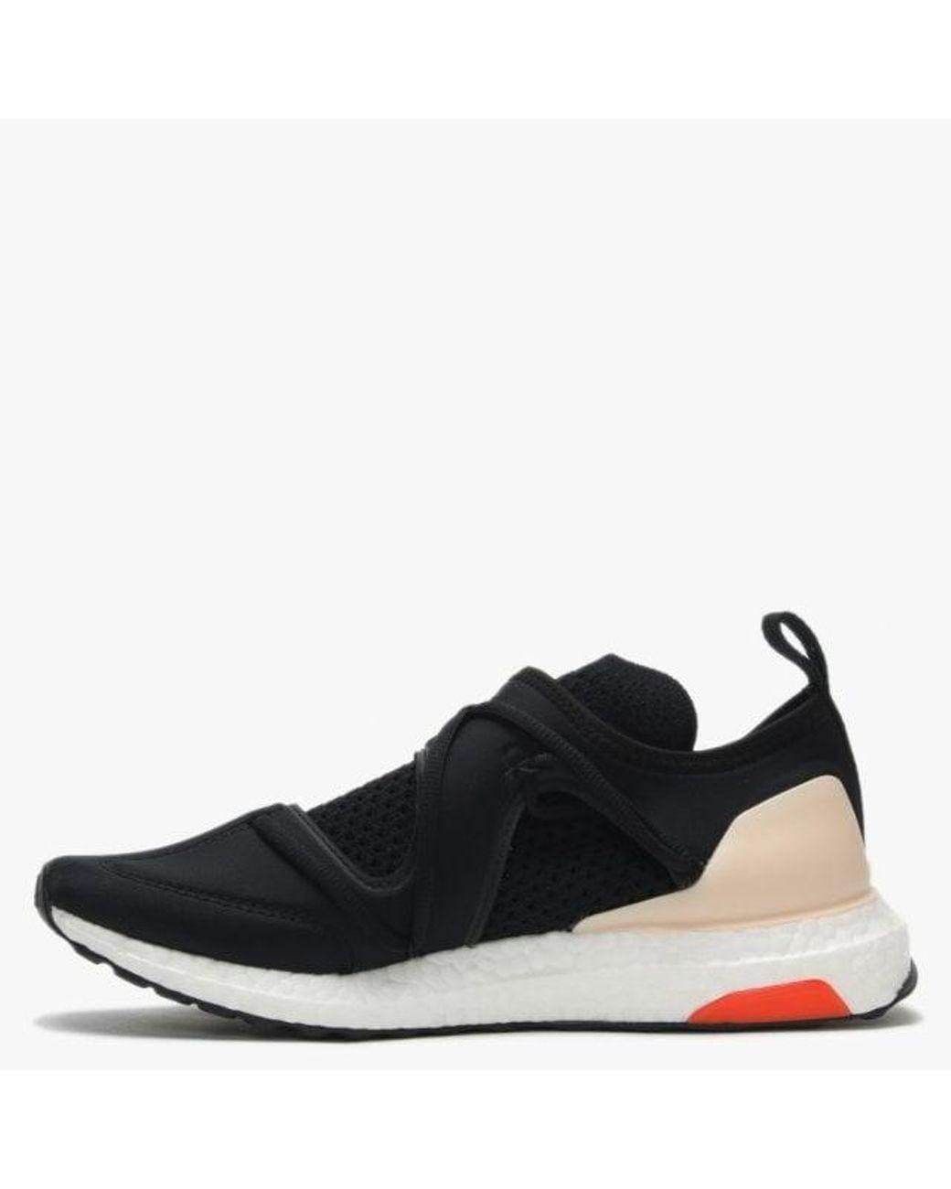 685fef231 Lyst - Stella McCartney X Adidas Ultraboost T.s. Black Trainers in Black -  Save 2%