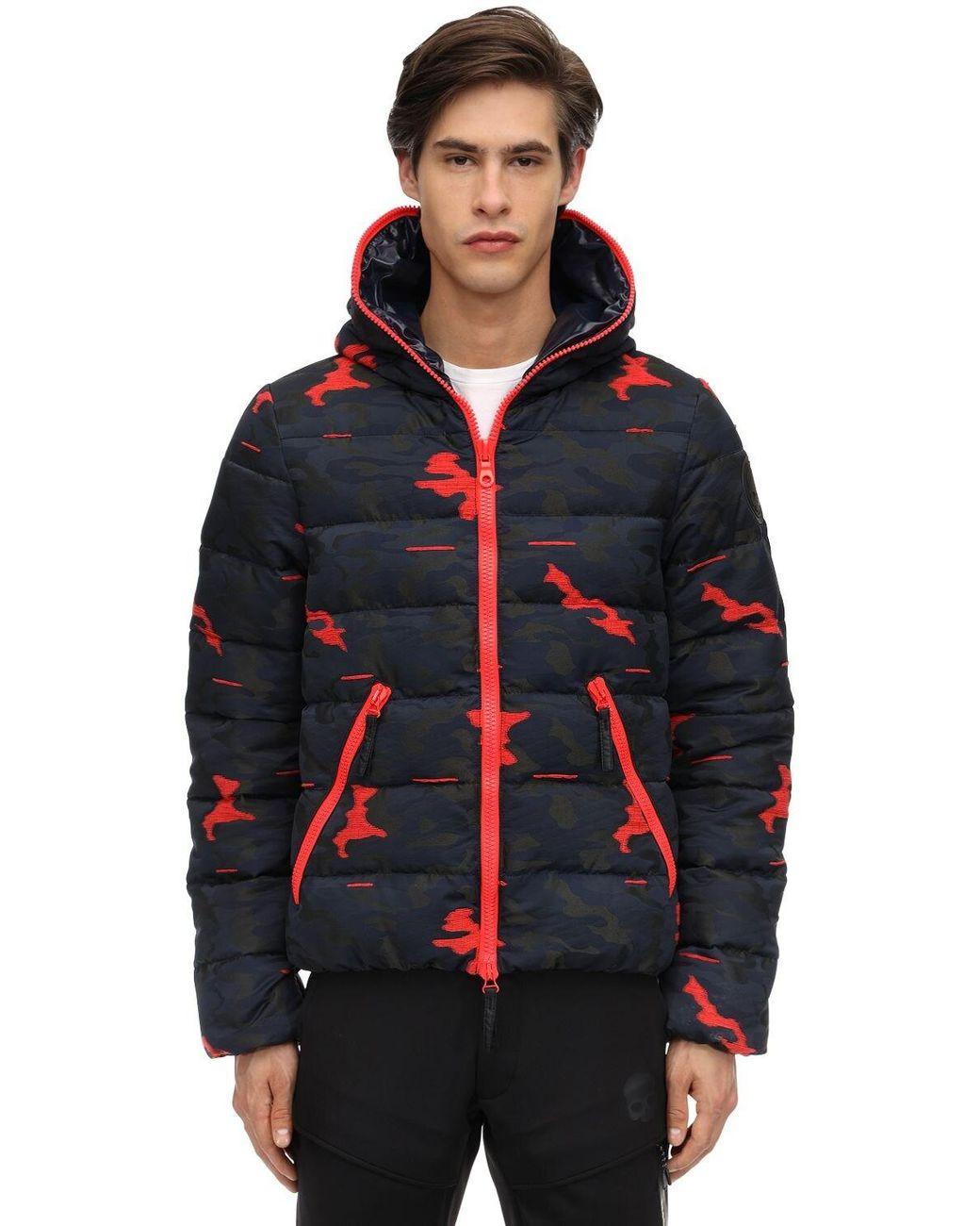 premium selection d6023 748ba Men's Duvetica Dionisio Printed Down Jacket