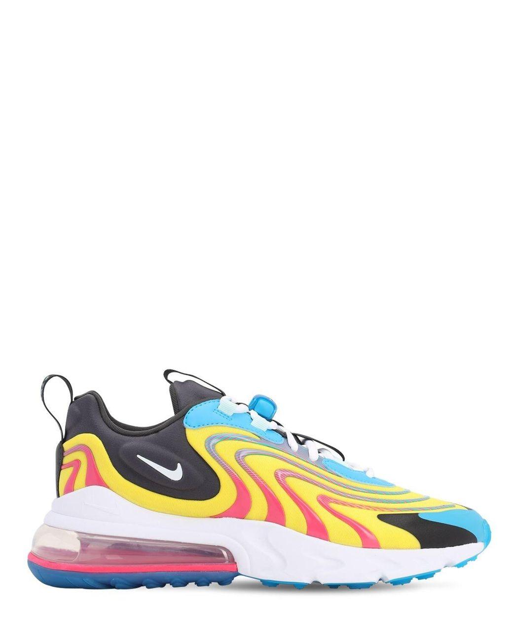 Chaussure Air Max 270 React ENG pour Dentelle Nike pour homme en ...