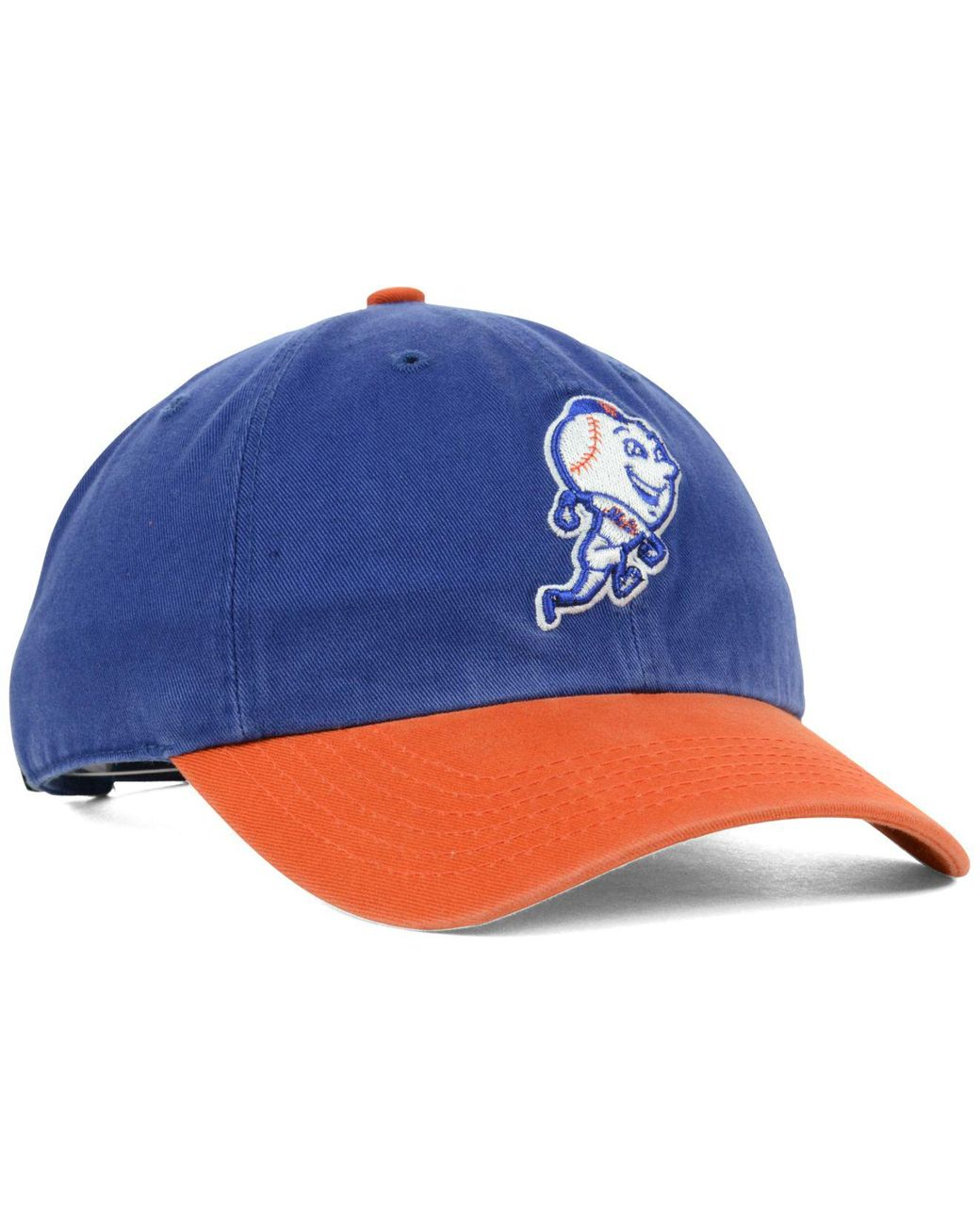 new appearance best shoes popular stores 47 Brand Cotton New York Mets Clean Up Cap in Natural for Men - Lyst