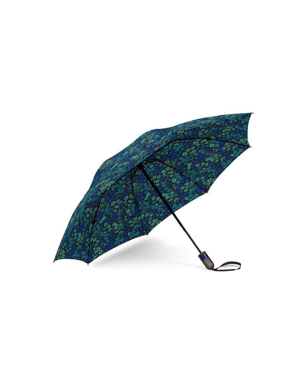 Monet ShedRain UnbelievaBrella Fashion Floral Print Reverse Umbrella