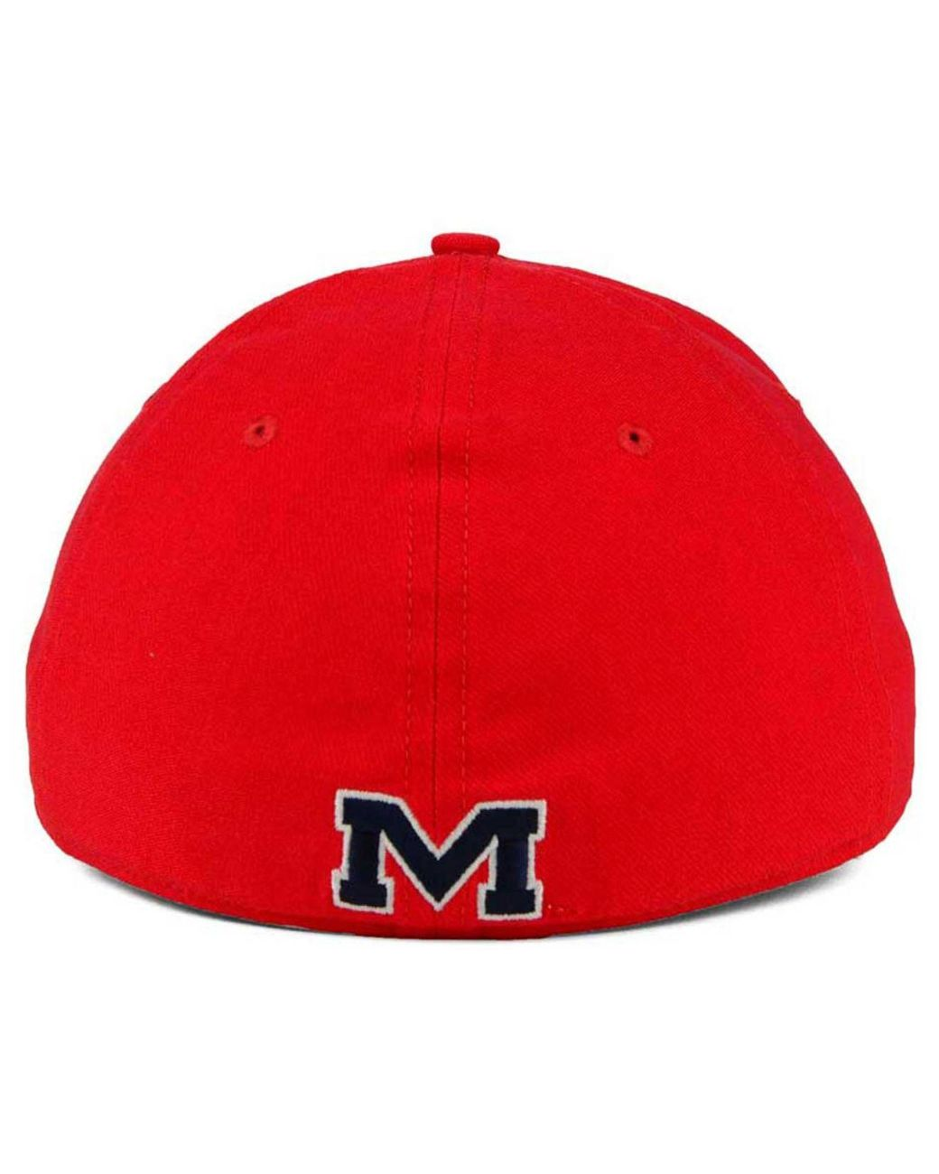 super quality hot sales sports shoes Nike Mississippi Rebels Classic Swoosh Cap in Red for Men - Lyst