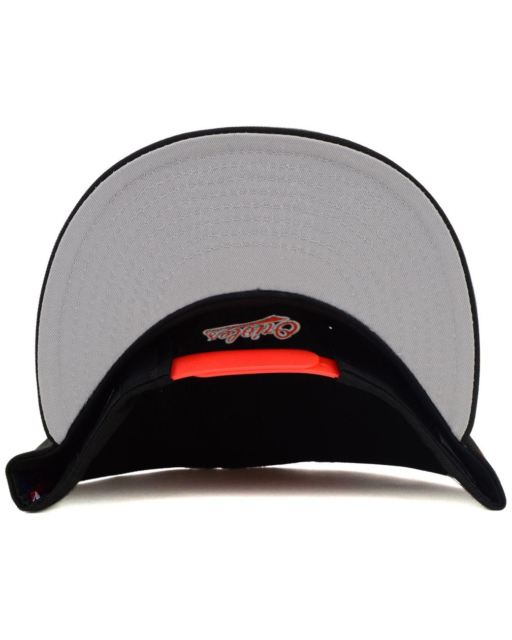 thoughts on details for official photos KTZ Wool Baltimore Orioles Mlb 2 Tone Link 9fifty Snapback Cap in ...