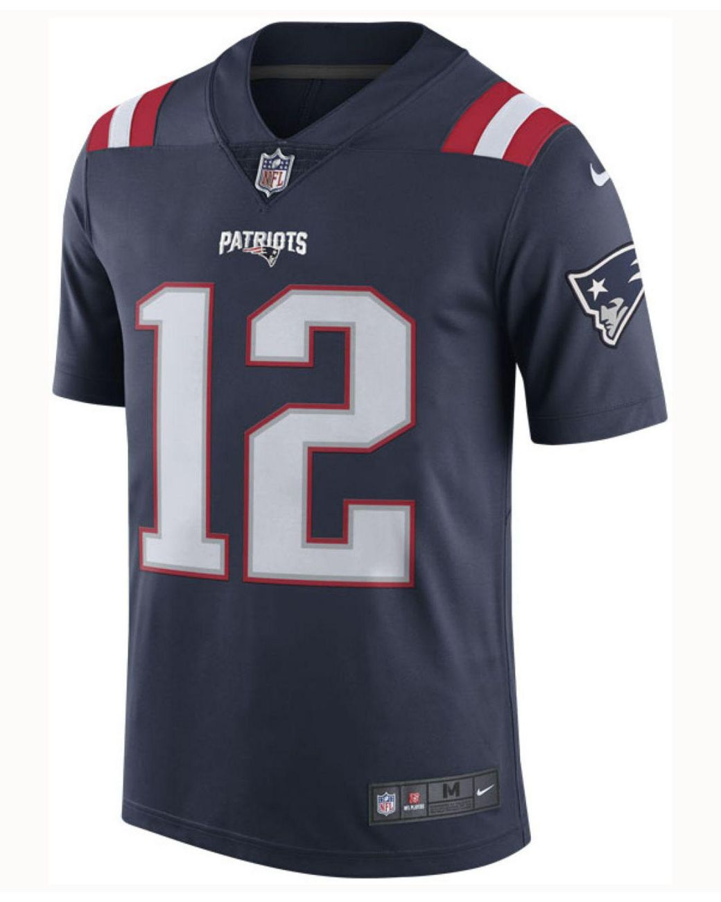 finest selection 37af0 e483e Men's Blue Tom Brady New England Patriots Limited Color Rush Jersey