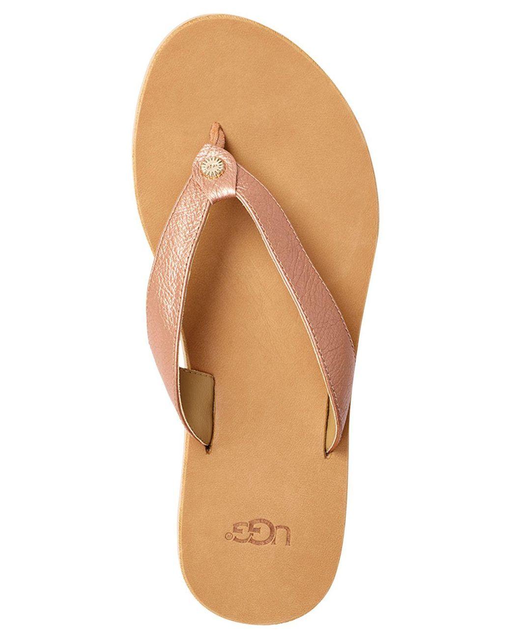 8ca10f171c4 Women's Pink Tawney Flip-flop Sandals
