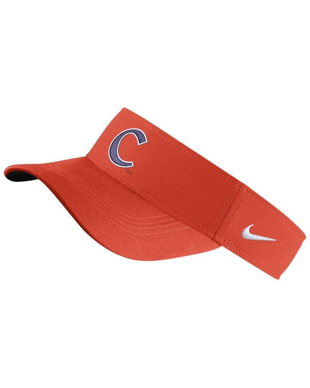 buying new buying new hot sale online Nike Synthetic Clemson Tigers Dri-fit Visor in Orange for Men - Lyst