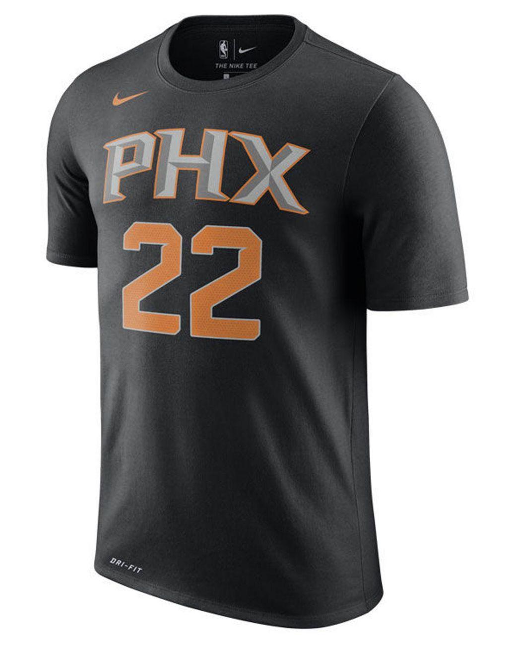 wholesale dealer 57a17 51b4e Black Deandre Ayton Phoenix Suns Nba Statement Player T-shirt