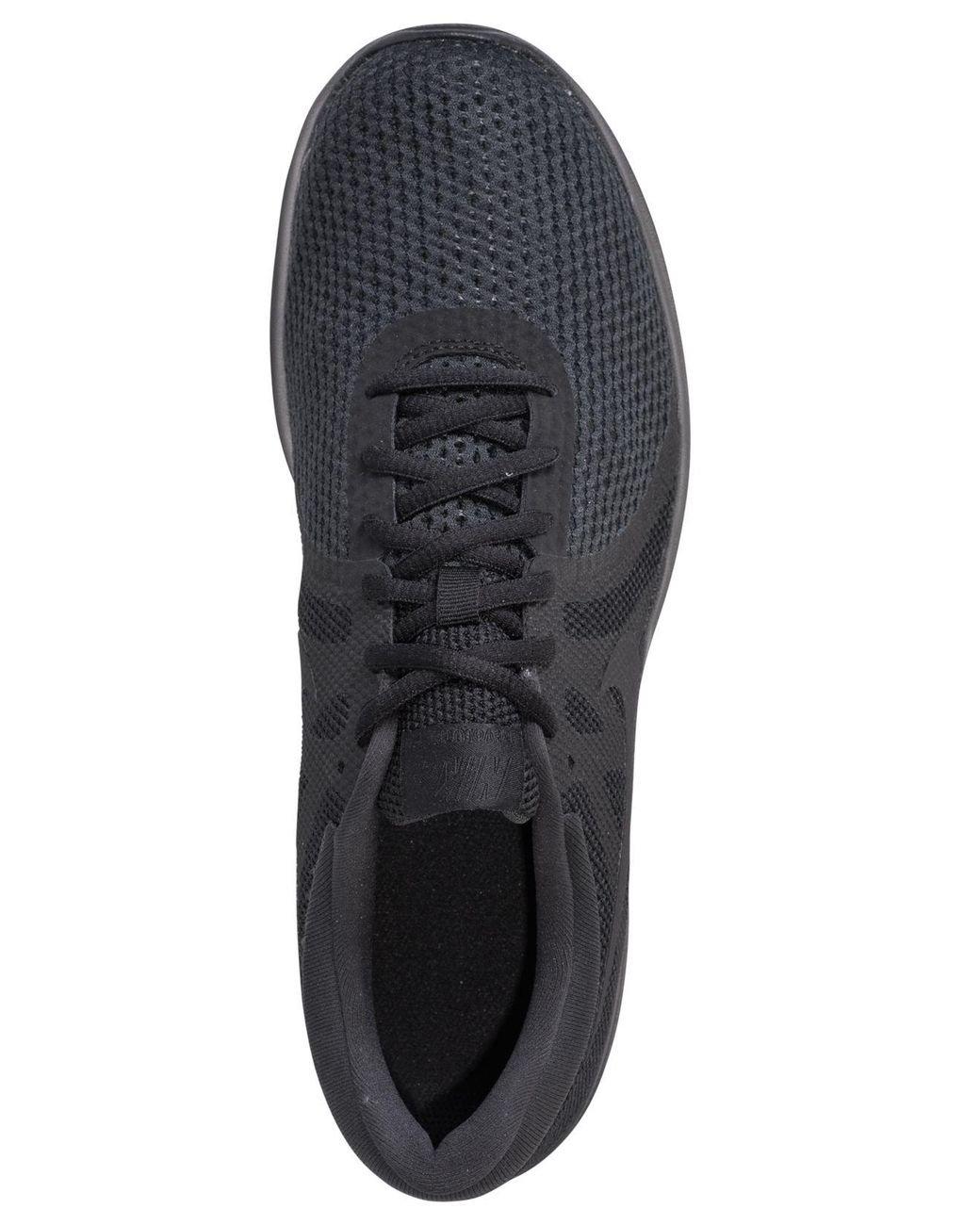 b05ff59cb85b4 Men's Black Revolution 4 Competition Running Shoes