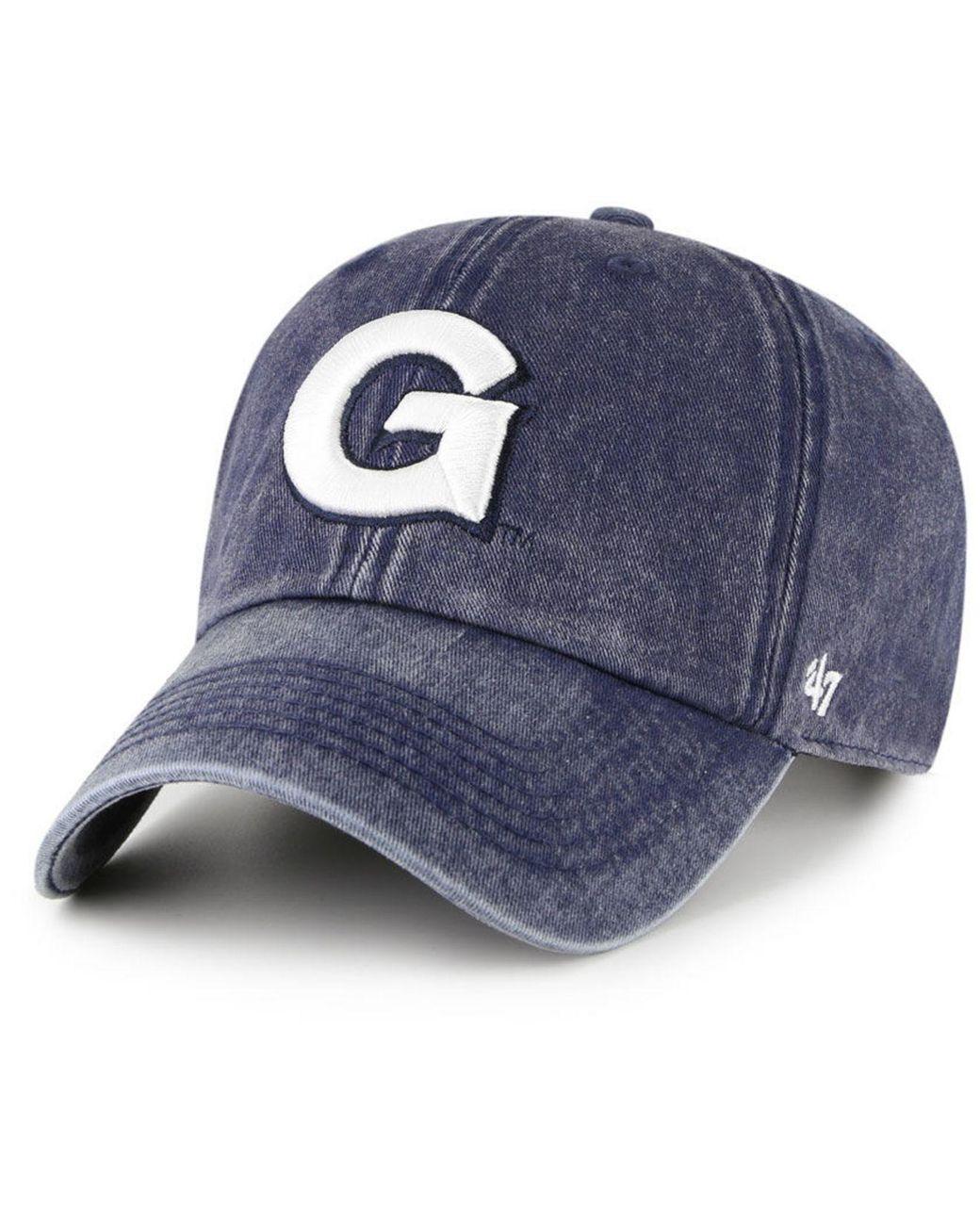 best supplier promo codes separation shoes 47 Brand Georgetown Hoyas Denim Drift Cap in Blue for Men - Lyst
