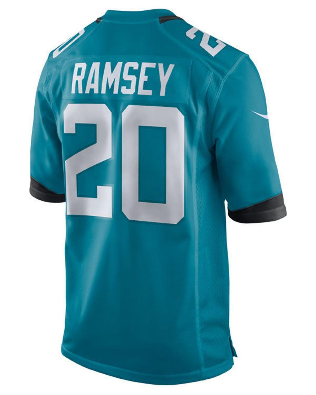 hot sale online 3abc8 4d82b Men's Blue Jalen Ramsey Jacksonville Jaguars Game Jersey