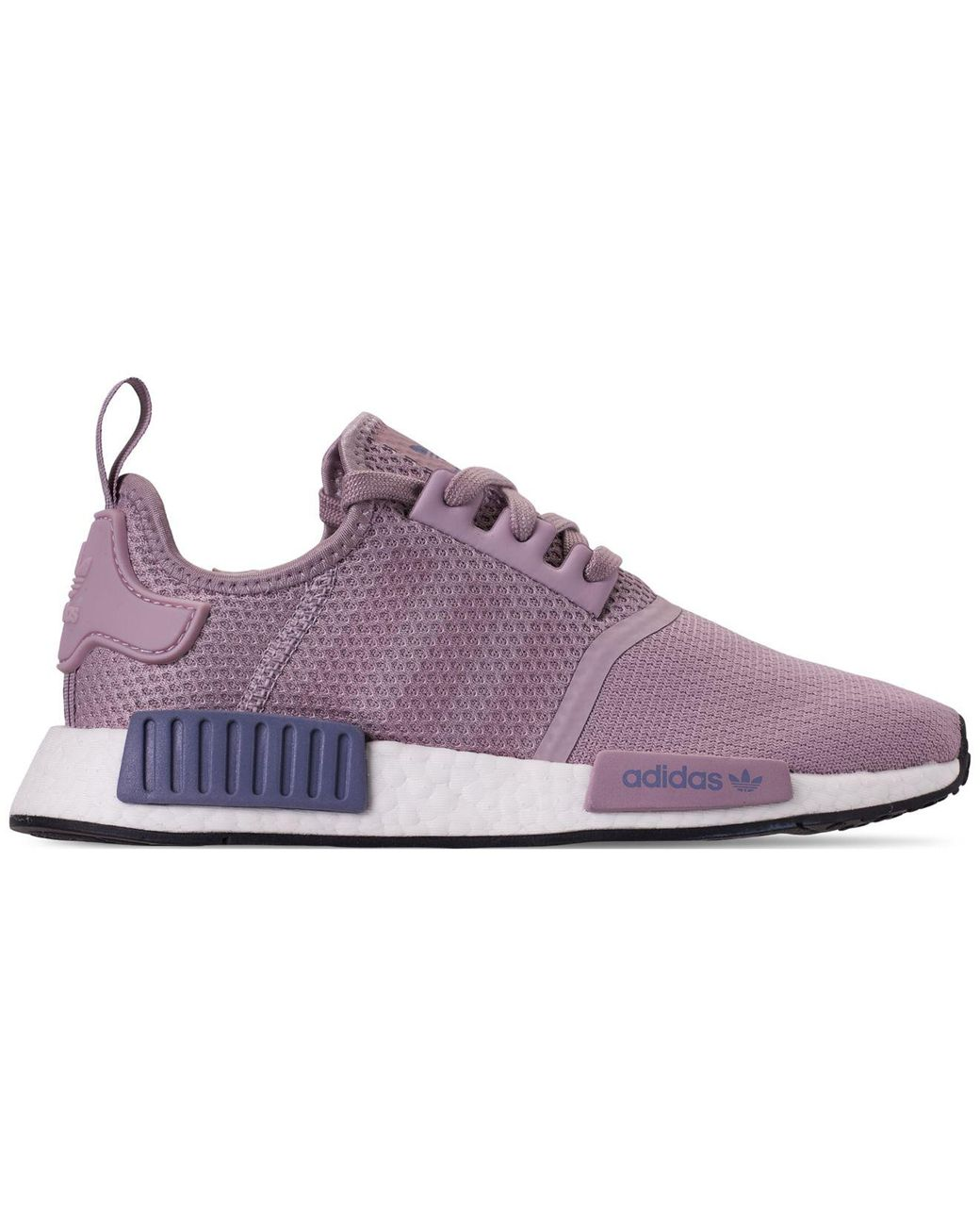 huge selection of a0448 2d4b0 Women's Purple Nmd R1 Casual Sneakers From Finish Line