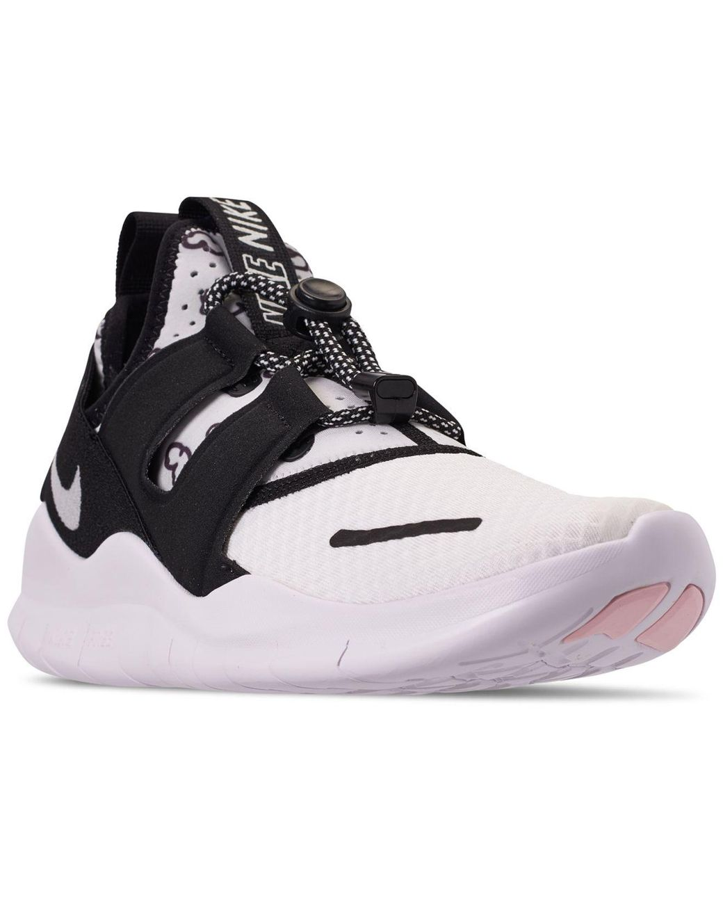 huge discount 299df 6248d Men's Black Free Rn Commuter 2018 As Running Sneakers From Finish Line