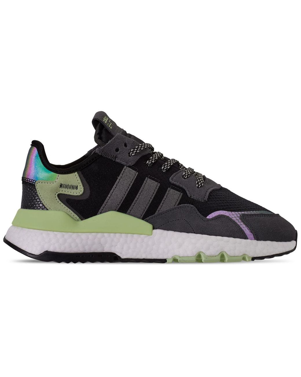 Made By Counterpoint Magazine || Adidas Nite Jogger London