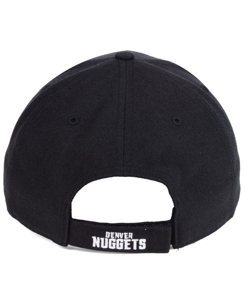 exquisite style look good shoes sale quality 47 Brand Synthetic Denver Nuggets Black White Mvp Cap for Men - Lyst